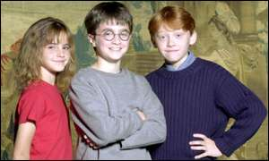 kids in potter film