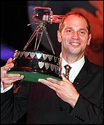 Steve Redgrave took the prize in 2000