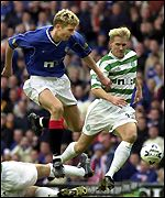 Tore Andre Flo made a scoring debut