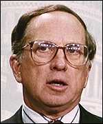 Sam Nunn, chairman of the Senate armed services committee