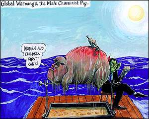 Rowson on the breakdown of the climate change talks