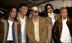 The Backstreet Boys