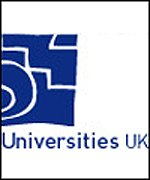 New logo for Universities UK