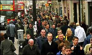 Oxford Street: Home to 200 million shoppers a year