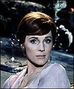 [ image: Julie Andrews : damage to her voice is not irreparable]