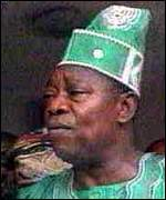 Chief Moshood Abiola