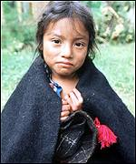 Chiapas girl