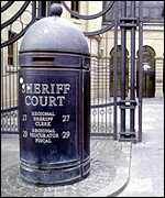Edinburgh Sheriff Court
