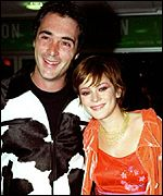 Greg Wise and Anna Friel