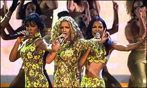 Destiny's Child at the Billboard awards