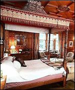 Bedroom, Skibo Castle