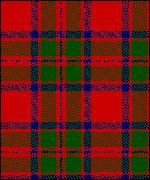 MacIntosh Hunting Dress tartan