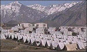 Camps in Afghanistan