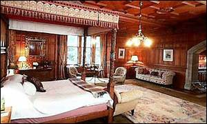 Skibo bedroom