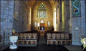 Dornoch Cathedral interior