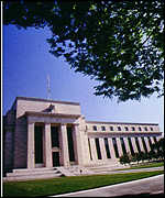 Federal Reserve building, Washington, USA