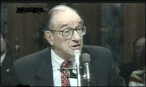 Alan Greenspan, Federal Reserve Chairman