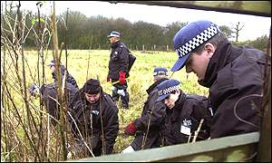 Police search Norton Barracks, Worcestershire