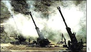 Bofors guns were used during the Kargil conflict with Pakistan