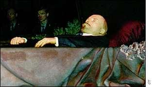 почему не хоронят Ленина?