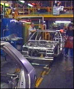 Auto production is to end at Dagenham