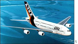 The A3XX Airbus