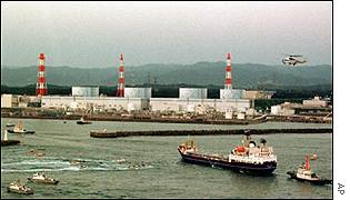 British ship carrying nuclear fuel arrives in Japan