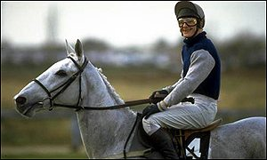 Richard Dunwoody and Desert Orchid