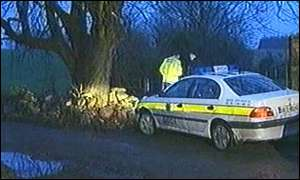 An elite squad of Gardai found the bomb material