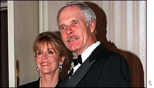 Ted Turner, and Jane Fonda