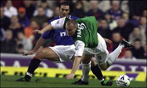 Amoruso and Paatelainen fought a hard battle