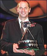 Steve Redgrave and BBC personality award