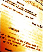 Cabinet papers