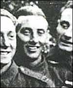 A youthful Spike Milligan in the Army