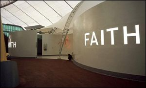 The Faith Zone in the Dome