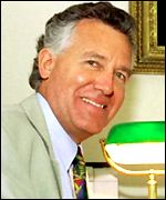 Peter Hain today
