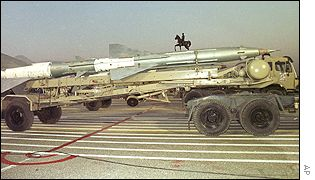 Long range missile