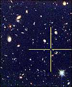 Hubble Deep Field South Hubble