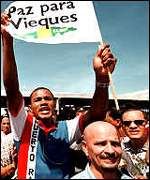 Vieques protests