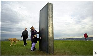 Monolith in Seattle AP
