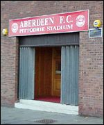 Aberdeen would open the doors for Ferguson