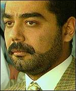 Saddam Hussein's older son Uday