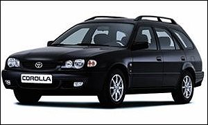 The Toyota Corolla