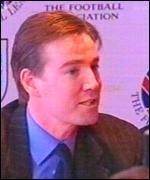 FA Chief Executive Adam Crozier