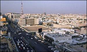 Saudi Arabia's capital, Riyadh