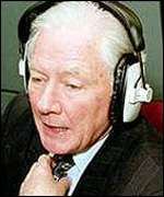 Gay Byrne; Quiz show host
