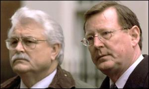Ken Maginnis and David Trimble