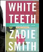 The front cover of White Teeth