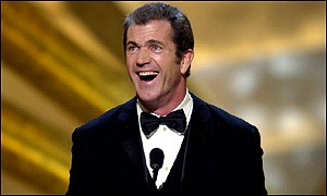 Mel Gibson at People's Awards