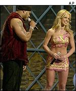 LL Cool J and Britney Spears